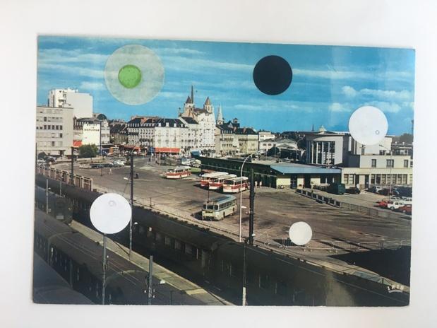 Copie de marcelle cahn sans titre collage on postcard courtesy galerie jocelyn wolff 1280x960 1 medium