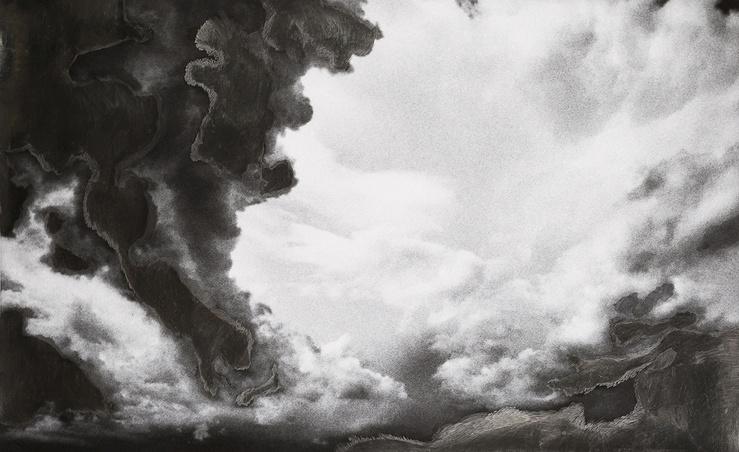 Daphné Le Sergent, Fuck the cloud, (détail), 2015