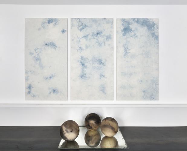 Eloïse Van der Heyden—Galerie Catherine Putman