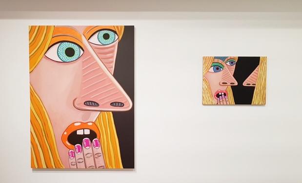 Galerie almine rech exposition paris brian calvin artiste 12 1 medium