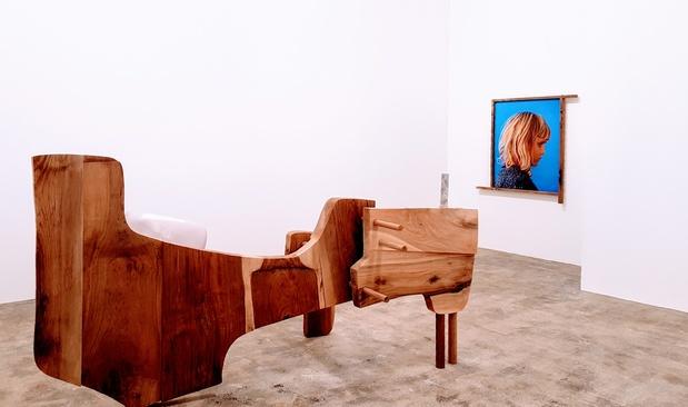 Marian goodman galerie critique exposition guillaume benoit paris 12 1 medium