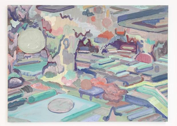 Ernesto Sartori—Galerie Marcelle Alix