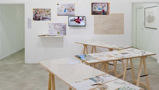 Drawing lab centre d art paris exposition 3 1 medium