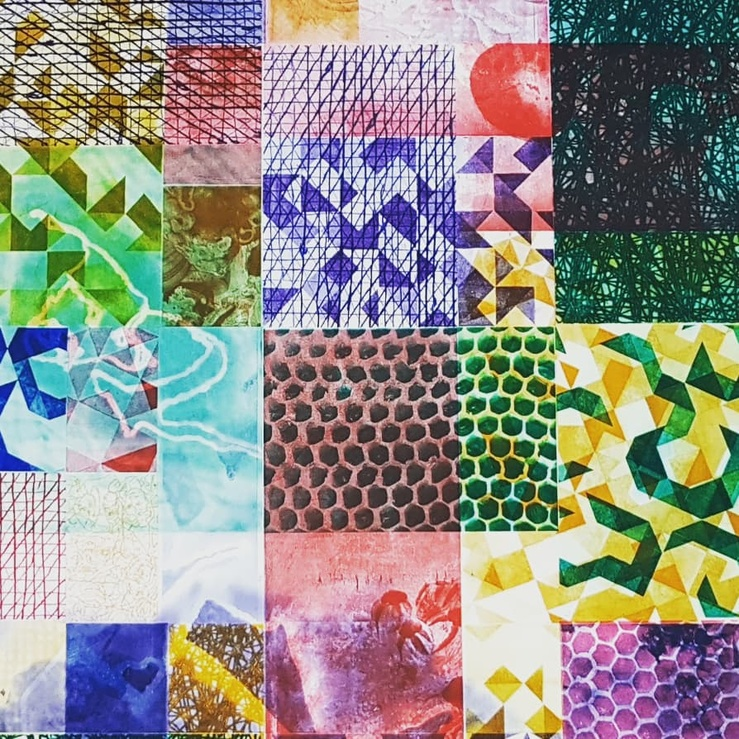 Collectif Printjam, Multiple Art Days, 2021—Fondation d'entreprise Fiminco, Romainville