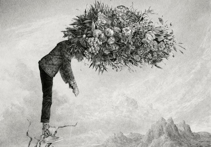 Ethan Murrow, The Gleaner, 2021 (Détail)