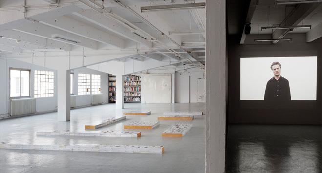 Chantal Crousel – La Douane Gallery