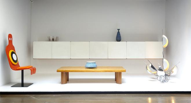 Galerie Jousse Entreprise — Mobilier d'architecte Paris