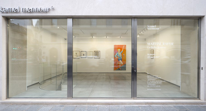 Galerie Kamel Mennour - Avenue Matignon Gallery
