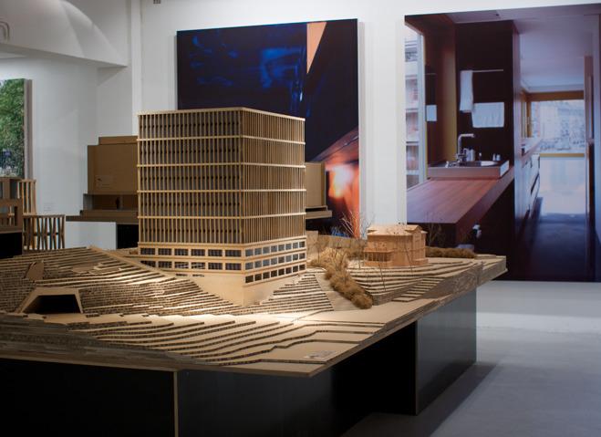 La Galerie d'Architecture