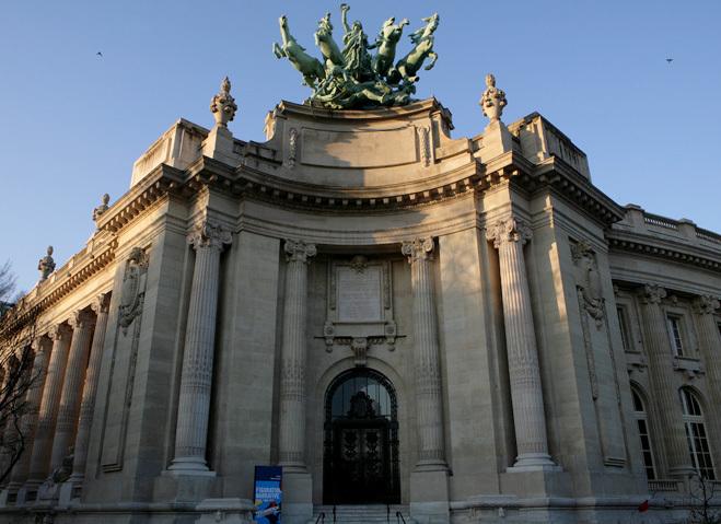 Les Galeries nationales du Grand Palais