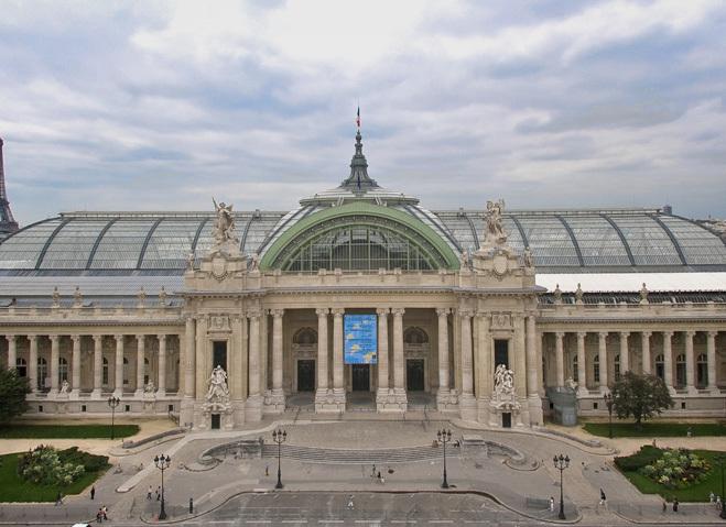 Grand Palais – La nef