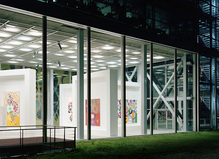 Fondation Cartier pour l'art contemporain