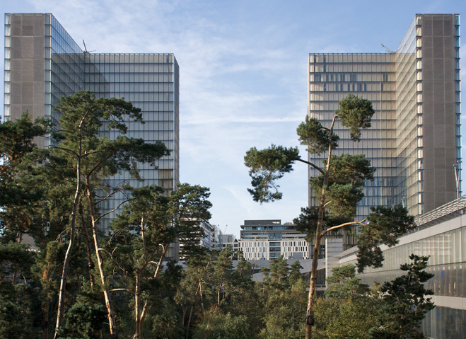 Bibliothèque nationale de France, Site François Mitterand