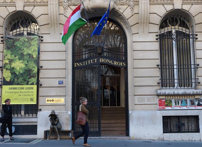 Institut hongrois de Paris