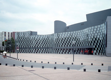 Micro Onde — Centre d'art contemporain de l'Onde