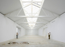 Galerie Thaddaeus  Ropac Paris Pantin