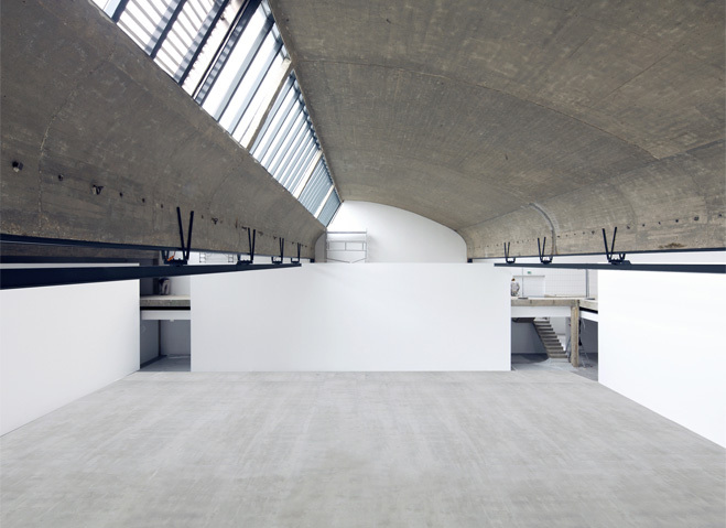 Galerie Gagosian, Le Bourget