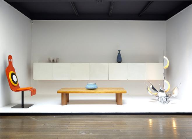 Jousse Entreprise — Mobilier d'architecte Paris Gallery