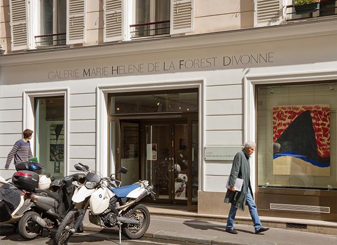 Galerie la Forest Divonne