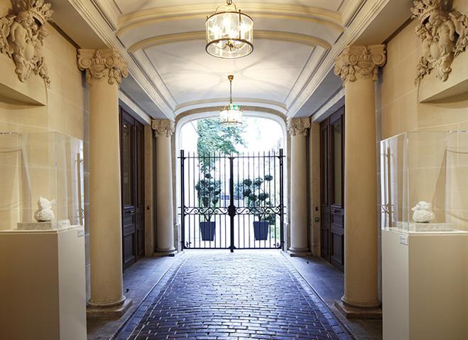 Fondation Etrillard Paris – Hôtel de La Salle
