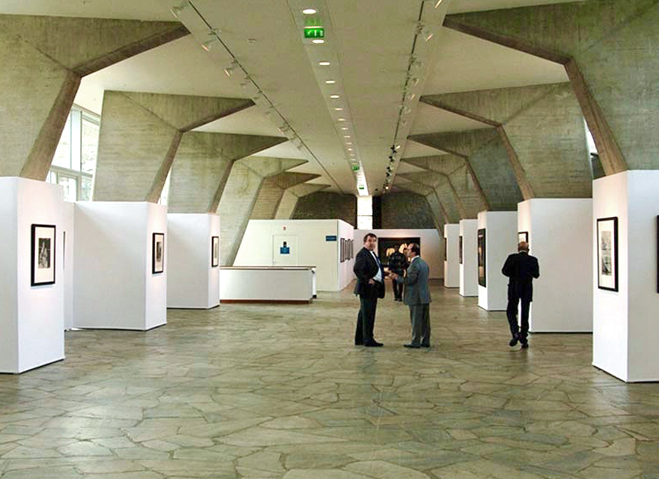 Le Hall Ségur de l'Unesco