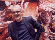 Philippe Cognee, Carne dei fiori – Galerie Templon Grenier St Lazare